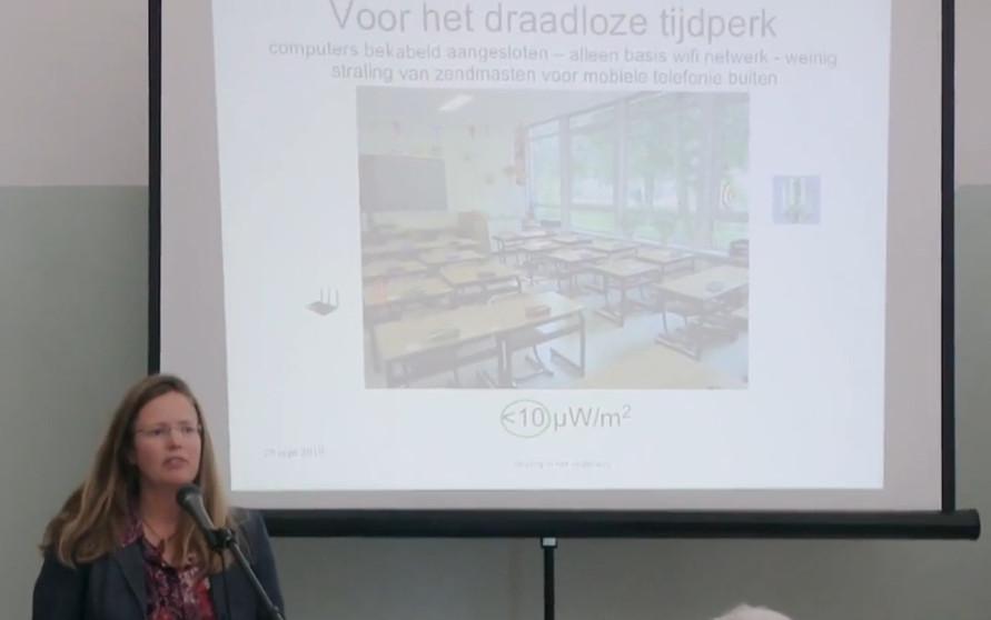 Straling in het onderwijs - drs. Dolly Bootsma, onderwijskundige