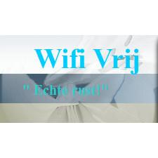 wifi vrije accomodaties